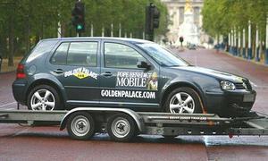 Самый дорогой VW Golf в мире стоит 204 000 долларов