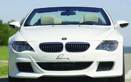 BMW M6 с пакетом Lumma CLR600 S