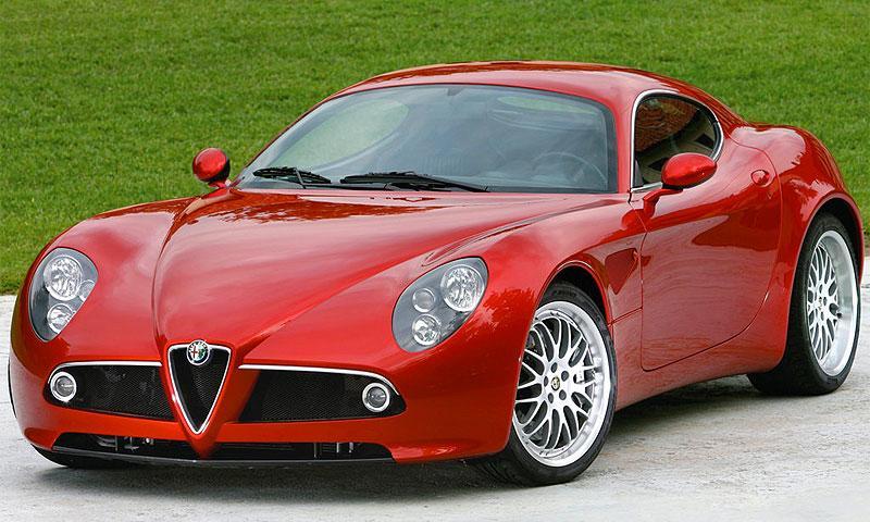 Alfa Romeo вернется на рынок США с 8C Competizione