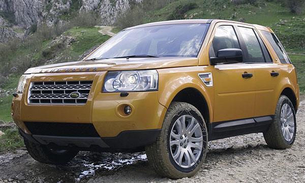 Land Rover планирует выпустить 7-местную версию Freelander