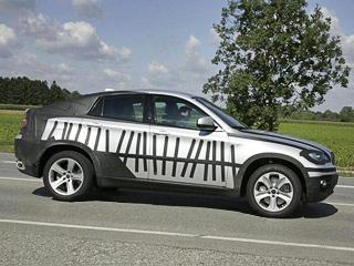 Шпионы раскрыли, как будет выглядеть новый BMW X6