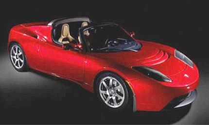 Родстер Tesla получил престижную награду за дизайн