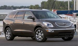 Китайцы смогут купить Buick Enclave в конце года