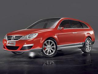 Кроссовер Volkswagen попал на китайский конвейер