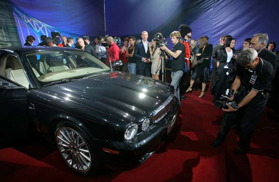 Презентация Daimler Super 8