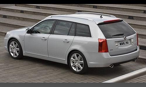 Cadillac покажет во Франкфурте универсал BLS