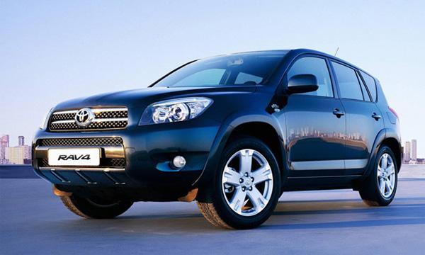 Toyota рассчитывает продать 10 млн машин в 2008 году