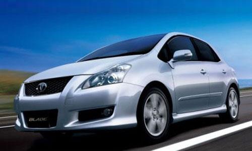 Toyota представила в Японии Blade Master G