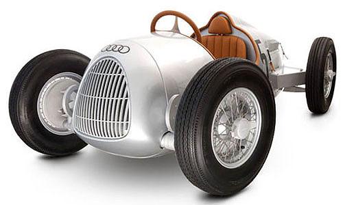 Audi выпустила игрушечный Auto Union Type C