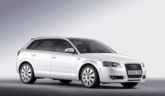 Даешь турбо для Audi A3!