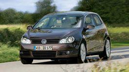 Появились первые фотографии Volkswagen Golf шестого поколения