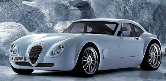 Wiesmann GT для ценителей истинной красоты