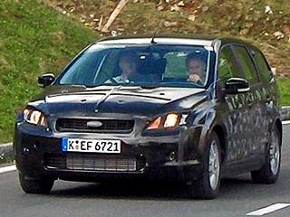 Европейский Ford Focus получит новое оперение и моторы