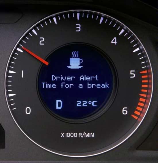 Volvo предложит своим владельцам чашечку кофию