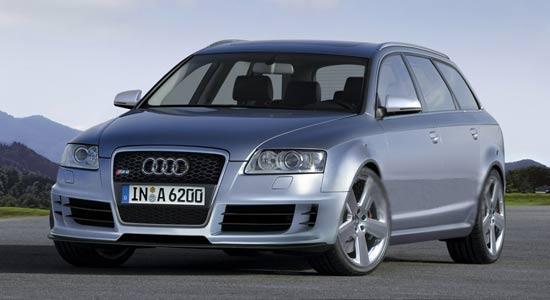 Audi RS6: глобальный прорыв?