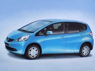Honda решила подготовить для модели Jazz пакет обновлений