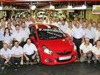 Восьмимиллионный Corsa - праздничный сюрприз