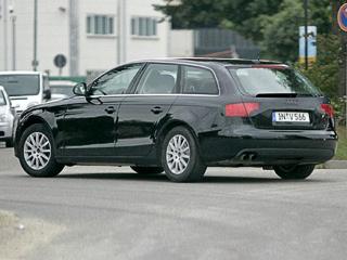 Audi готовит к производству новое поколение универсала A4