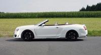 Роскошь, комфорт и спортивный харектер в Le MANSory Bentley Continental GTC