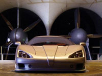 SSC Ultimate Aero Twin Turbo - есть рекорд!!!!!