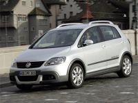 VW CrossGolf: стартовали продажи в России