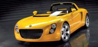 Volkswagen покажет среднемоторное купе в ноябре