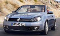 Volkswagen Golf VI сделают без крыши