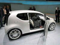 VW Up готов отказаться от заднего привода