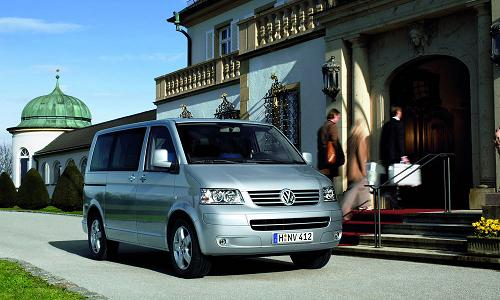 В России начались продажи обновленной линейки Volkswagen T5
