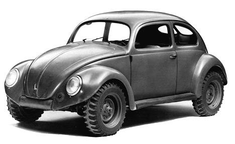Volkswagen Type 87 Kommandeurswagen