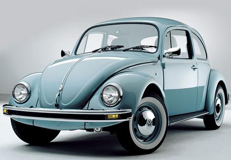 Volkswagen Beetle в том виде, в котором его запомнили лучше всего