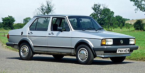 Под названием Volkswagen Jetta выпускался Golf с кузовом седан