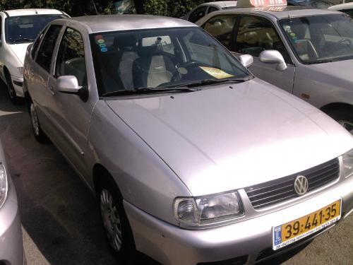 Седан VW Polo Classic предлагался в основном в развивающихся странах