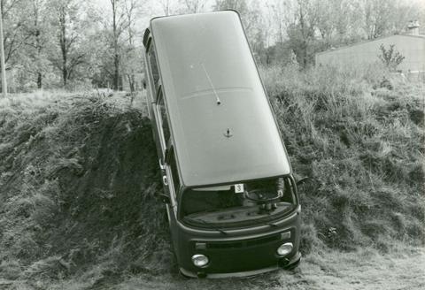 25-я годовщина создания Volkswagen Transporter