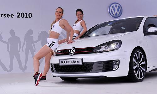 Volkswagen GTI Adidas