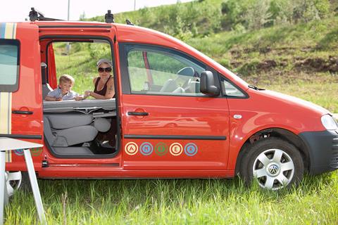 Volkswagen Multivan Experience