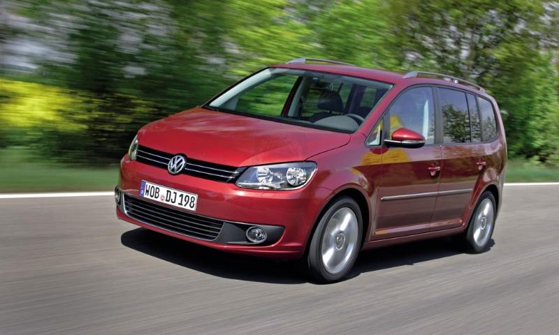 В Германии прошла премьера обновленного VW Touran