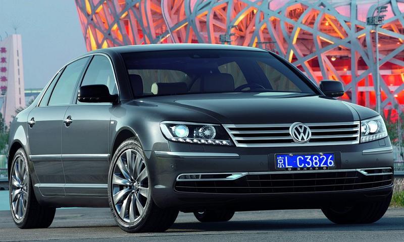 Новый VW Phaeton