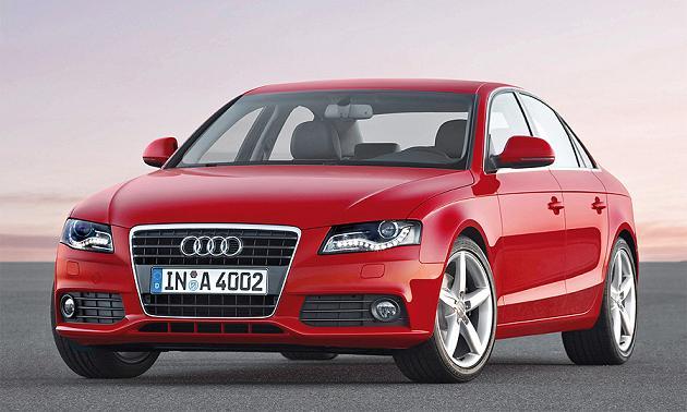 Audi замораживает сборку автомобилей в России