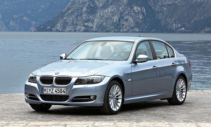Китайская компания Brilliance выпустит удлиненный BMW 3-й серии