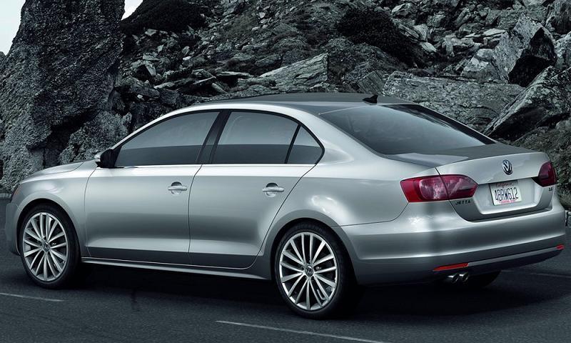 Мировая премьера новой VW Jetta состоялась в США