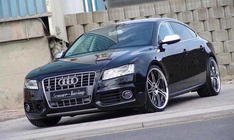 Немецкое тюнинг ателье доработало новый Audi S5 Sportback