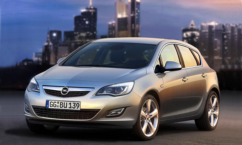 В Санкт-Петербурге запустили выпуск новой Opel Astra