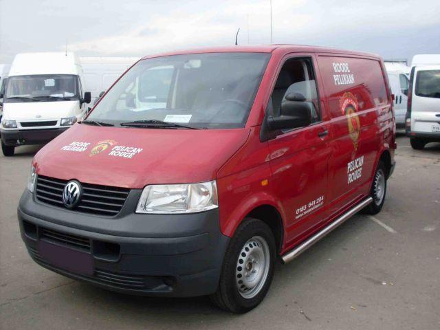 Volkswagen выпустил самый экономичный Transporter