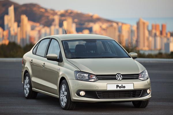В России стартовали продажи Volkswagen Polo седан