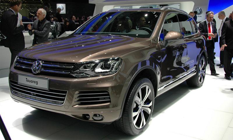 На Олимпиаде 2014 будут работать электромобили Volkswagen