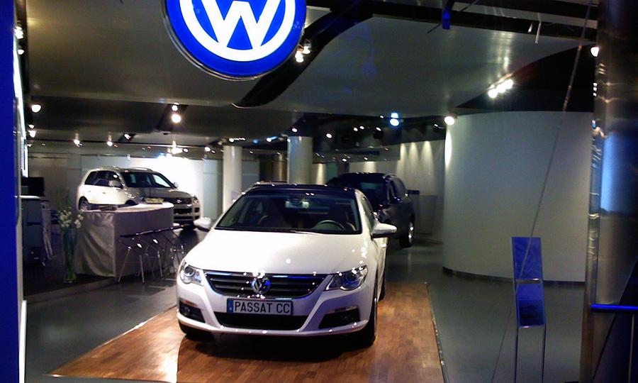 Volkswagen настроен на сотрудничество с заводом ГАЗ