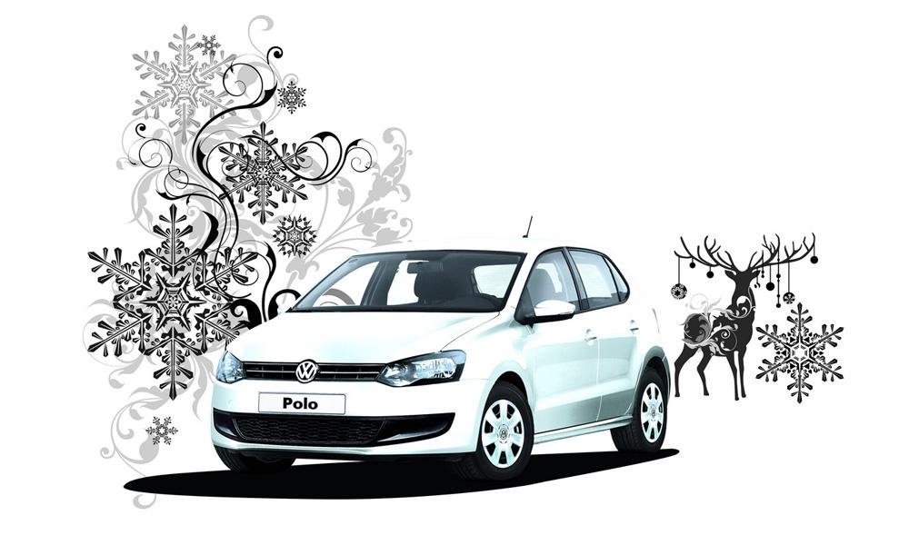 Компания Volkswagen начала продажи в России специальной версии Polo