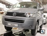 Volkswagen создал минивэн для бездорожья