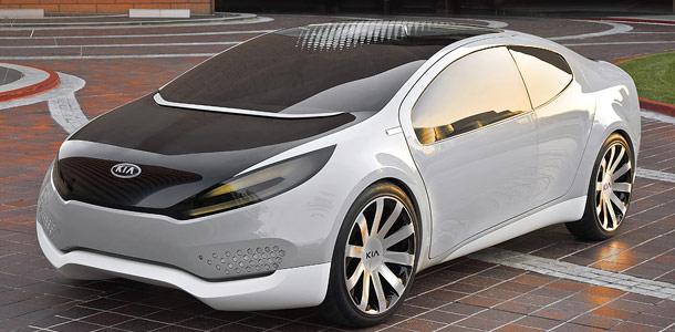 Kia Motors подробно о «зеленом» концепте Ray